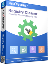 Max Registry Cleaner box